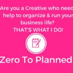 Zero to Planned